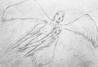 Tsuji-A-Feather-Stare