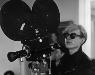 Warhol-filming